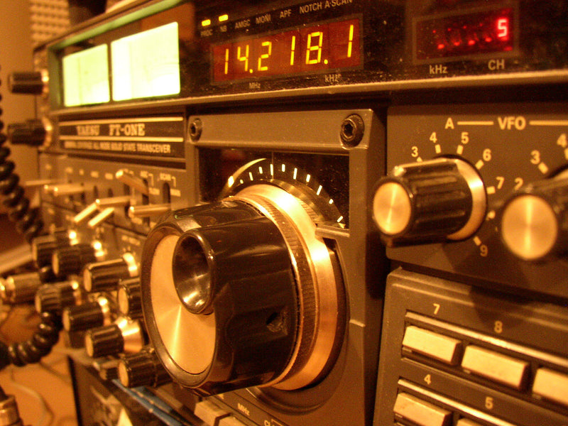 Getting your Ham Radio License
