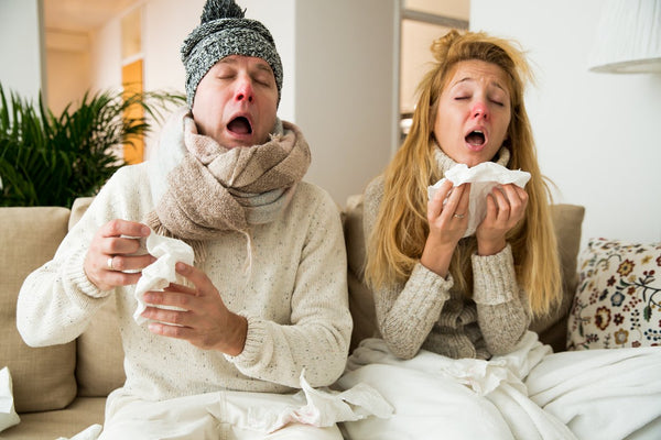 Flu Season: Are You Prepared? - Be Prepared - Emergency Essentials