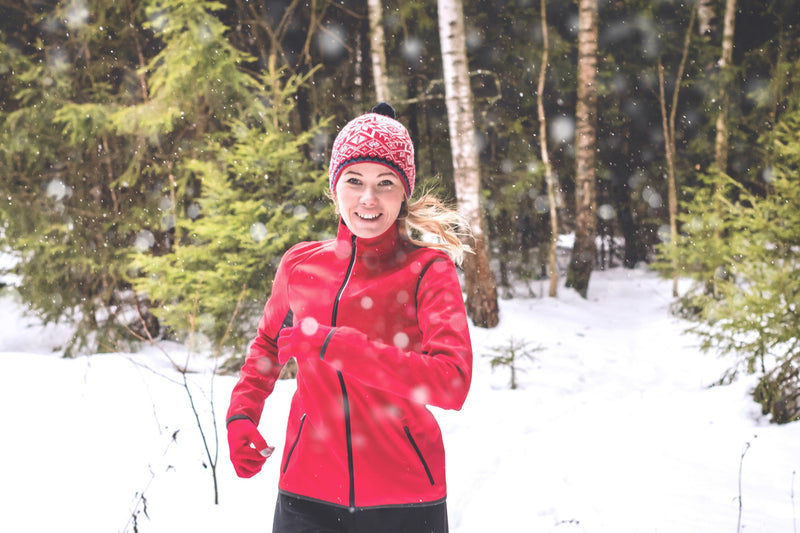 Staying Fit When It's Cold Outside - Be Prepared - Emergency Essentials