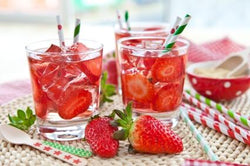 Easy Strawberry Lemonade