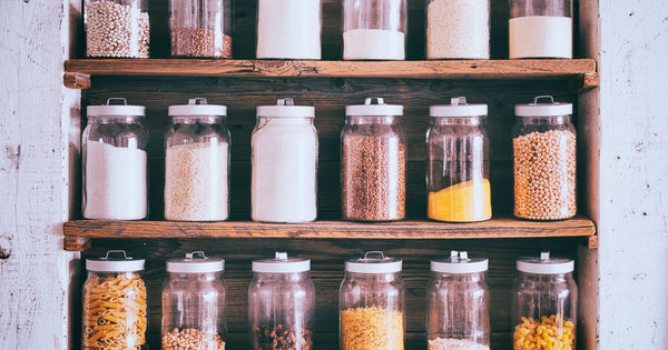 Six Tips to Subsist on Food Storage while Jobless