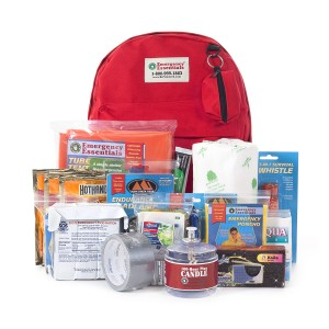 Portable emergency kits like the 3-Day Emergency Kit can help you survive in an emergency