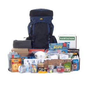 Prepare for an emergency by putting together your own emergency kit