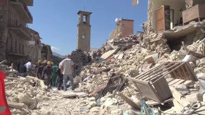 2016_amatrice_earthquake A Year In Review