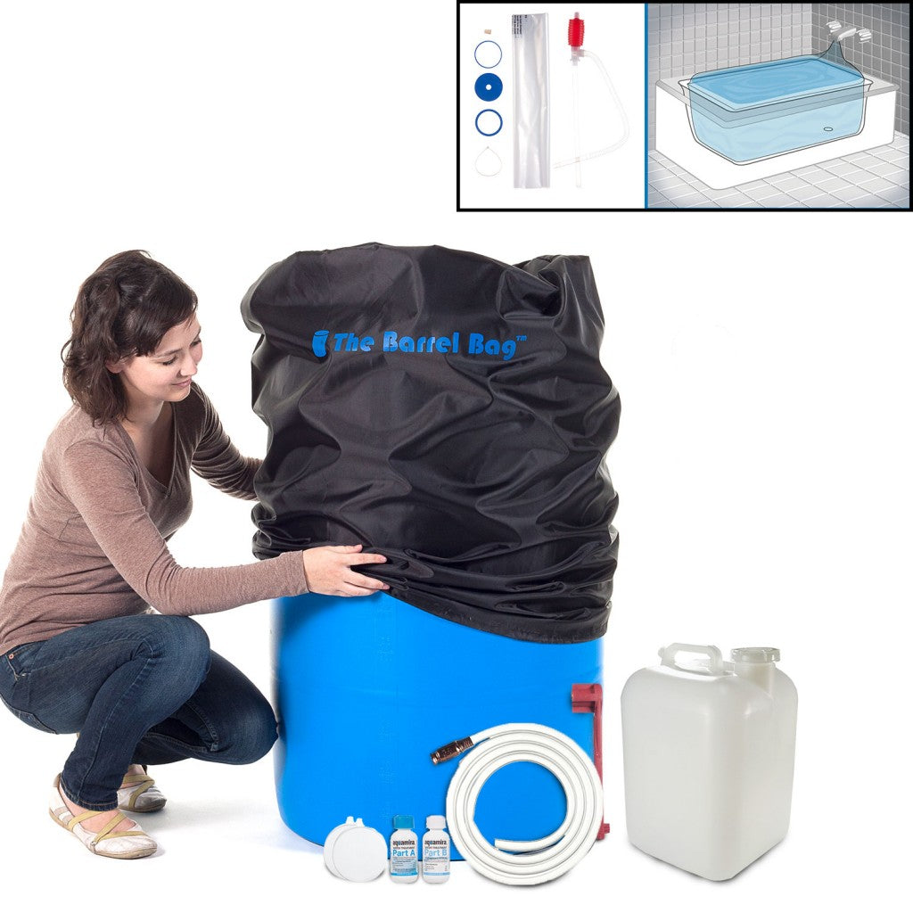 12 Days of Giveaways from Emergency Essentials - Day Seven - 7-Piece water storage pack
