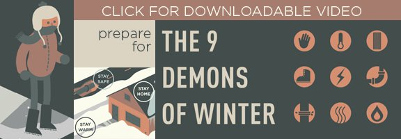 The 9 Demons of Winter