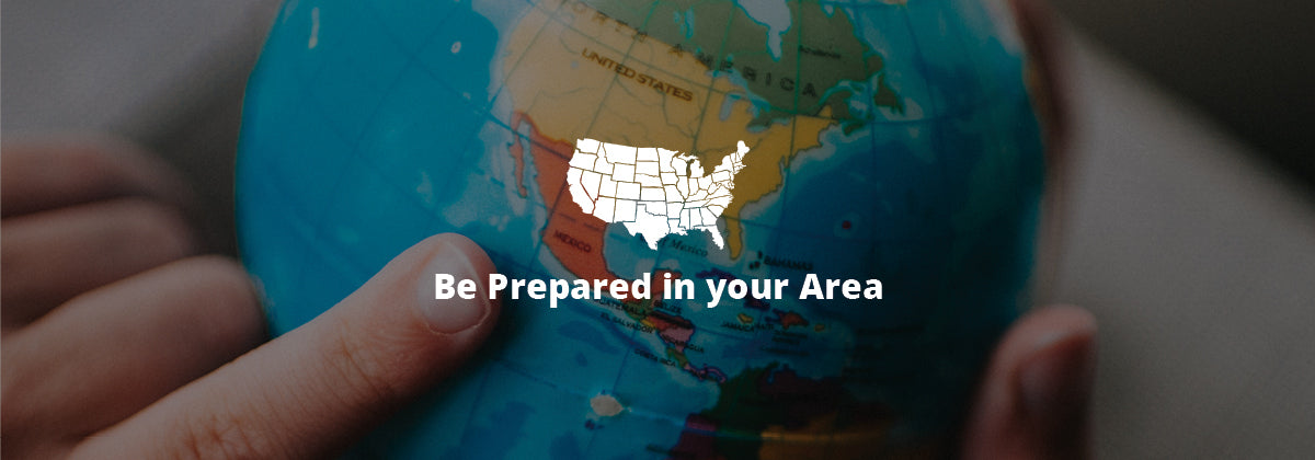 Preparedness in Your Specific Area Image