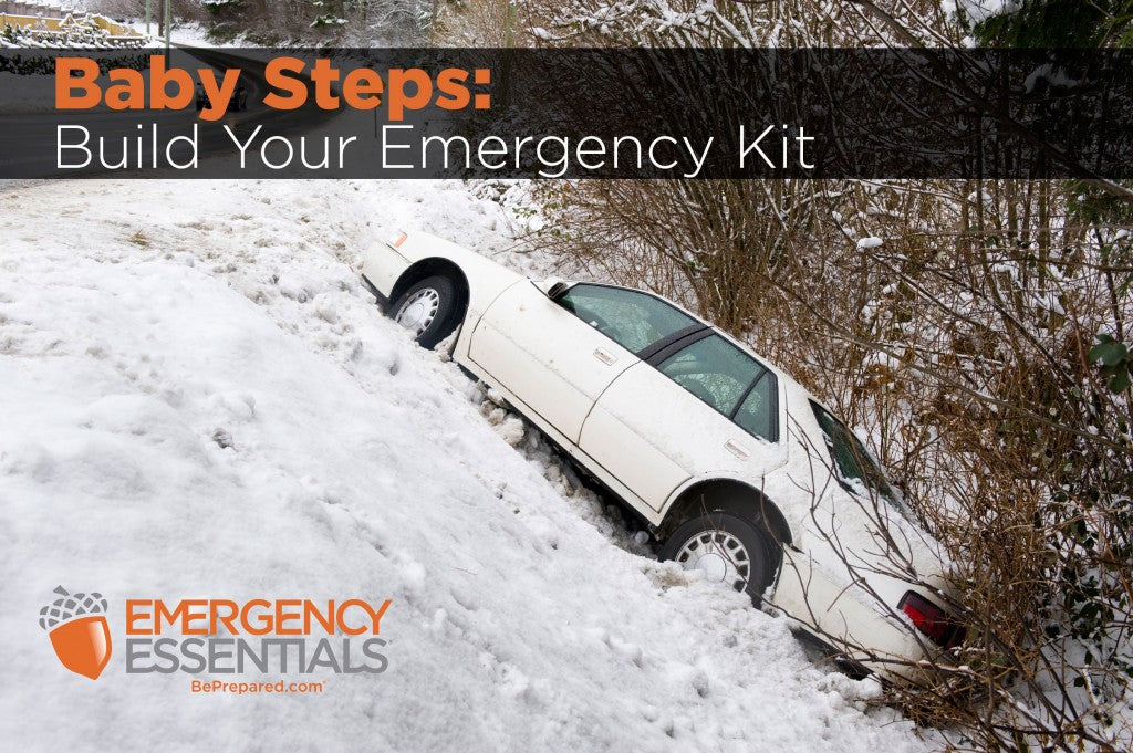 Baby Steps: Build Your Emergency Car Kit. Emergency Essentials Blog.