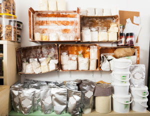 Protect your food storage