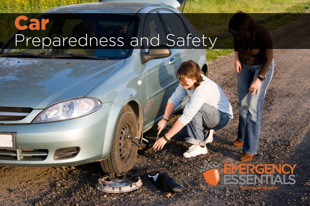 Car Preparedness and Safety Tips