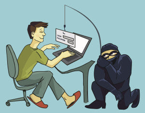Cyber Security Computer Crime: Internet Phishing a login and password