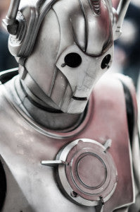 Artificial intelligence Cyberman