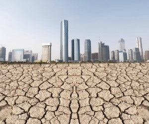 Common Natural Disasters - Drought