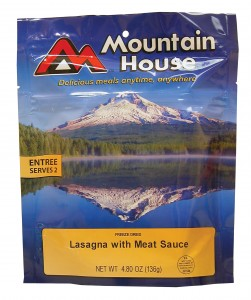 10 Must-Have Items for Camping: Mountain House Pouches