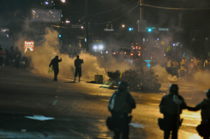 Ferguson Unrest - Shelter in Place