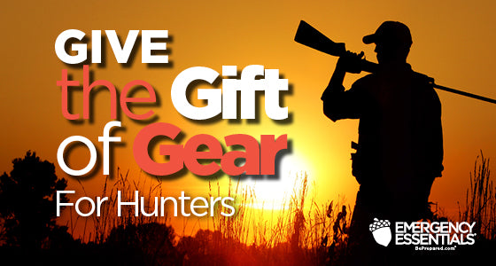 Give the Gift of Gear for Hunters