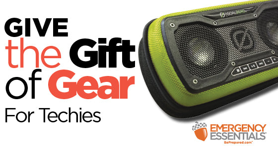 Give the Gift of Gear: for Techies