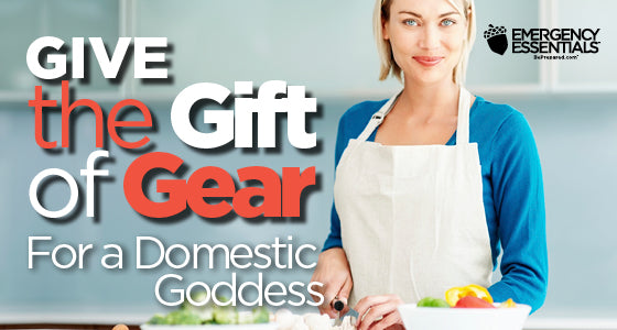 Give the Gift of Gear: for Domestic Goddesses