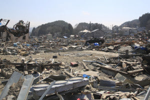 The Great East Japan Earthquake in Iwate - Tokyo