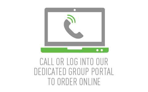 Call or Login to Group Portal
