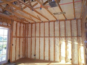 Insulation - prepare your home for winter