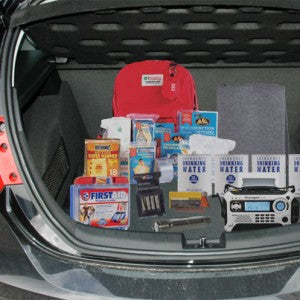 How Prepared is your car for an emergency?