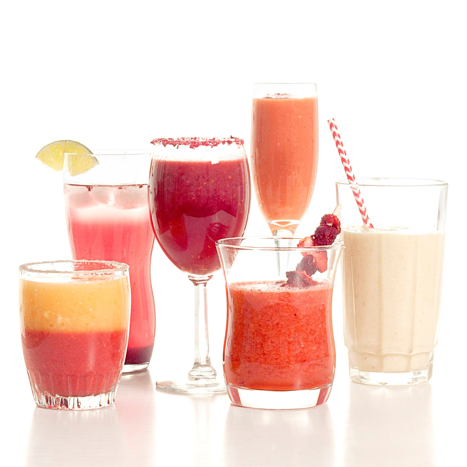 Mocktails--a Better Way to use Your Freeze-Dried Fruit