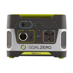 Green Green Gadgets: The Goal Zero Yeti 150 can give you a quiet portable way to power your life