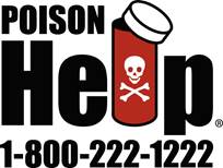Poison Help - everyday disasters