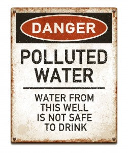 Polluted Water image