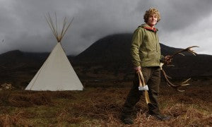 Skye Kid - via the Guardian - living alone