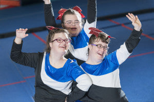 Special Olympics Special Needs