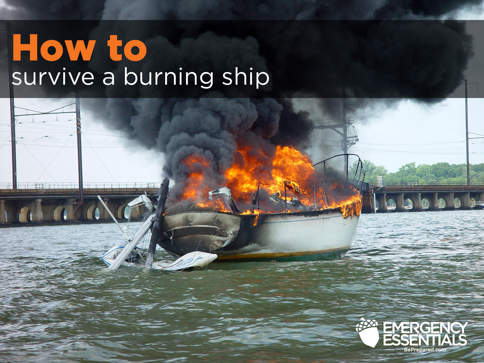 How to Survive a Burning Ship