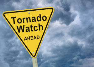 Tornado warning and Watch