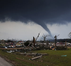 Common Natural Disasters - Tornadoes