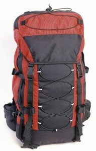 Keeping your Storm Kit in a sturdy backpack makes it ready to go in times when you need to evacuate.