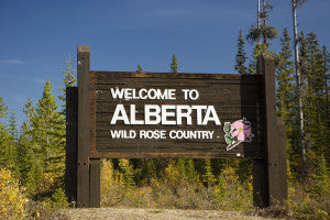 Welcome to Alberta - Donald Trump