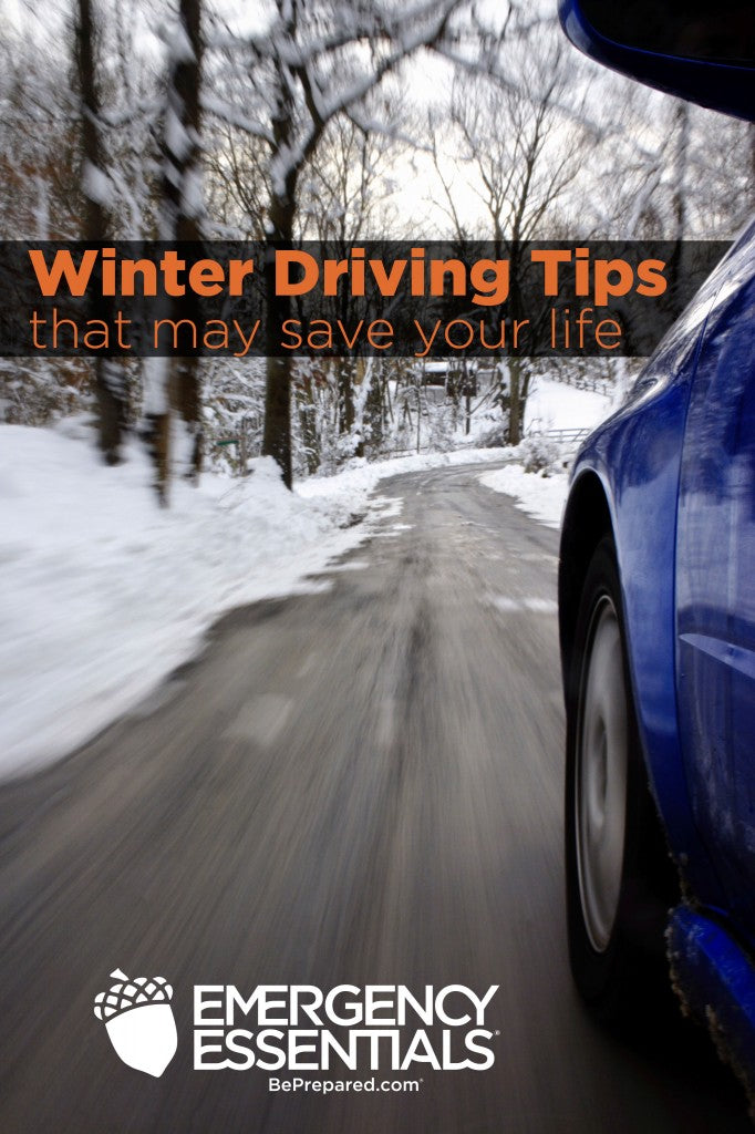 Winter driving tips that may save your life