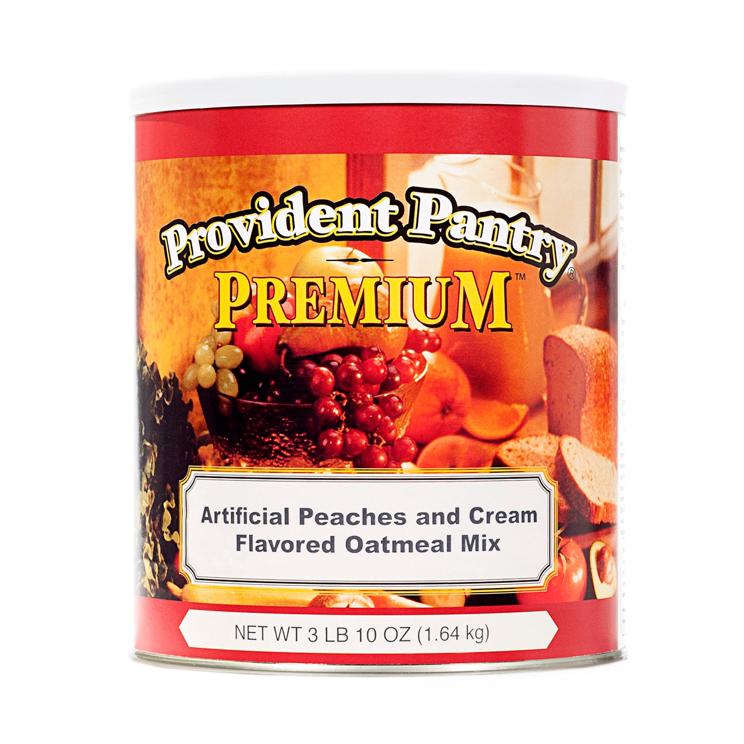 New Products: Peaches and Cream Oatmeal