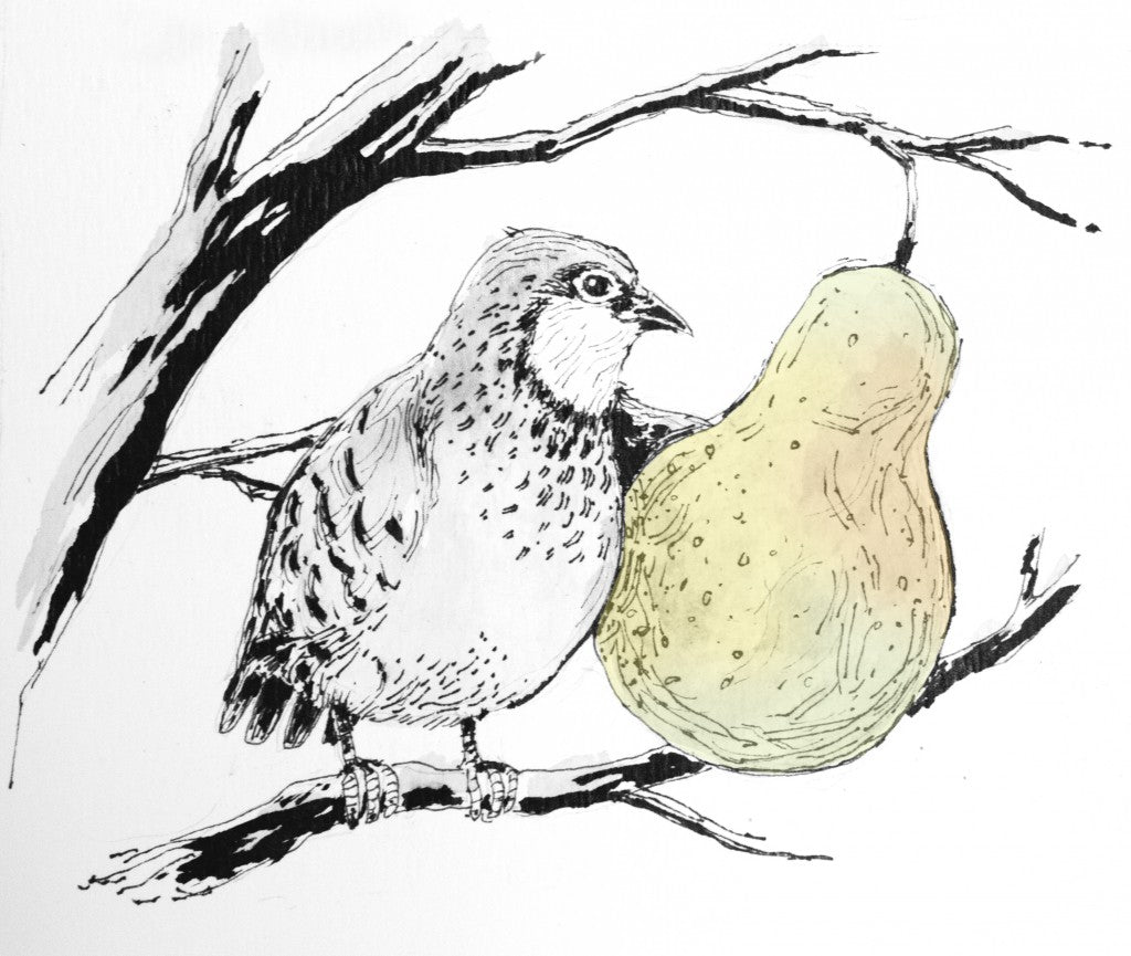 12 Days of Christmas - A Partridge in a Pear Tree