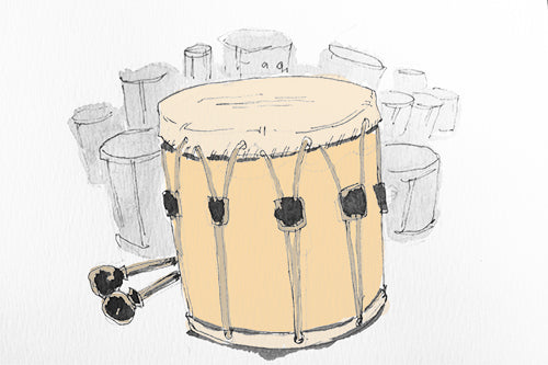 12 Days of Giveaways from Emergency Essentials - Day  12 - 12 Drummers Drumming