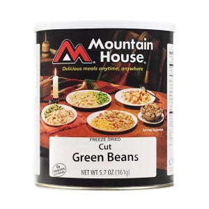 Green Beans Mountain House Sale Continues