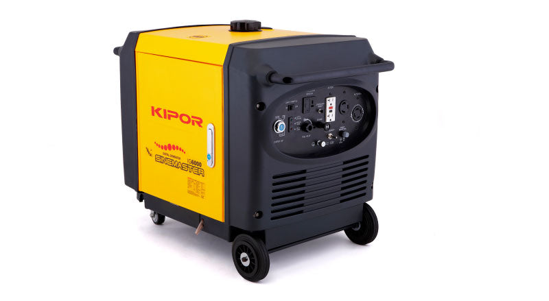 Gas Powered Generator Image