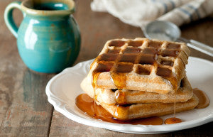 Whole wheat waffles Kid-Approved Recipes