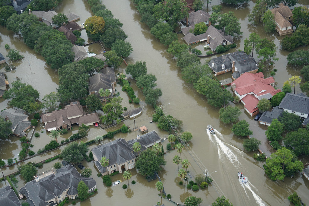 Hurricane Harvey Impacts flood preparedness