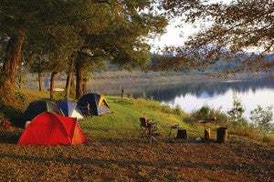 Caring for your Tent