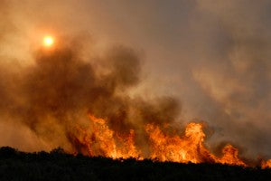 Wildfires Plague Southern California