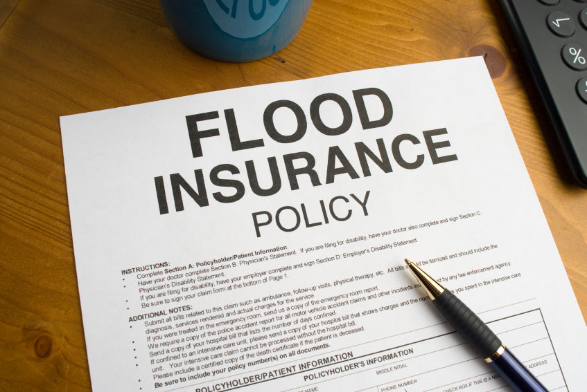 Keeping Your Head Above Water with Flood Insurance