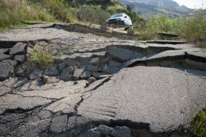 Recent Earthquakes in California cause people to prepare