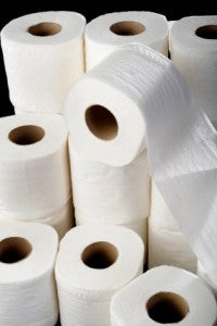 Don't forget to include toilet paper in your emergency kit and preparedness supplies!